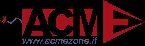 logo rosso scritta blu
